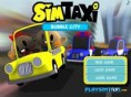Sim Taxi Bubble City