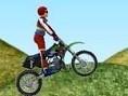 Motorrad-Hürden