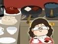 Küchen-Mädchen