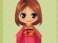 Kimono anziehen