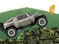 Steuere Deinen Geländewagen durch sechs anspruchsvolle Parcours und sammel so viele Punkte wie mögli