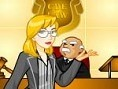 Rechtsanwältin anziehen