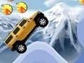 Steuerung: Pfeiltasten - Jeep steuern Wähle einen Geländewagen und steuere ihn durch anspruchsvolle