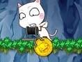 Goldminers Katze