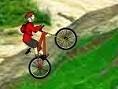 Mountain Bike-Geschick