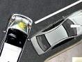 Steuerung: Pfeiltasten - Steuern Leertaste - Beenden Parke das Auto möglichst genau in der Parklücke