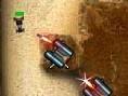 Steuerung: Maus Baue Türme und Gebäude, um die feindlichen Flugzeuge und Panzer abzuwehren! Beachte