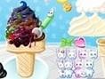 Eis dekorieren Isst du auch so gerne Eis? Hier kannst du Eiswaffeln ganz nach deinem Geschmack bunt