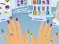 Style die Fingernägel ganz nach Deinem Geschmack. Klicke z.B.aufeinen Nagellack und trag
