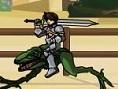 Steuerung: Maus Bestehe mit Deinem Helden gegen die verschiedenen Gegner. Drücke im richtigen Moment