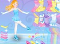 Skatinggirl anziehen Du hattest schon immer den Traum Eisprinzessin zu werden? Dann hast du mit dies