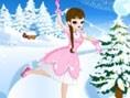 Prinzessin auf dem Eis
