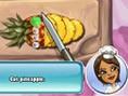 Rihanna Meyve Tabağı