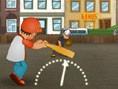 Hinterhof Baseball