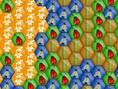 Hexagons und Würmer