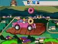 Homers Donut Run