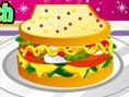 Köstliches Deli Sandwich