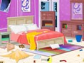 Schlafzimmer aufräumen