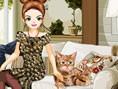 Kedi Sever Kız