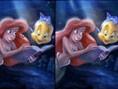 Küçük DenizKızı Farklar