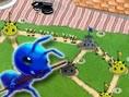 Im Kampf gegen die anderen Käfer musst Du die Oberhand behalten. Stürme, erobere und halte die Festu