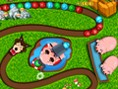 Inci avcısı domuzlar