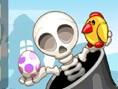Skelettwerfer
