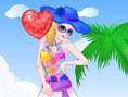 Beach Beauty Dress up