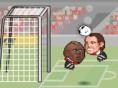 Topçu Kafalar Oyunu 2 Ki?ilik Futbol Oyunlar? Orjinal ad? Sports Heads Football olan Top&cced