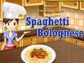 Saras Spaghetti Bolognese