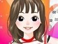 School Girl Make Up