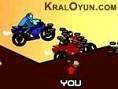 Diesel y moto