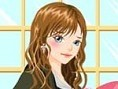 Girl Dress Up and Hairdressing