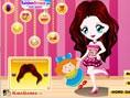 Cupcake Doll DressUp