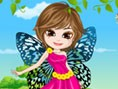 Butterfly Girl DressUp
