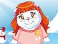Eisbär Prinzessin