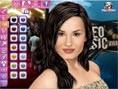Demi Lovato Gerçek Makyaj