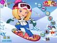 Snowboard Kız
