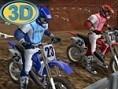 3D Motorrad-Rennen