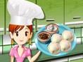 Saras Pierogi Cooking