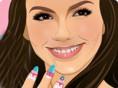 Top Nails Victoria Justice