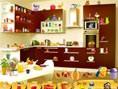 Versteckte Küchensachen
