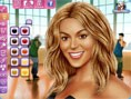 Beyonce Gerçek Makyaj