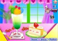Meyveli Dondurma Shake