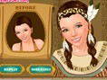 Tribal Girl Make up