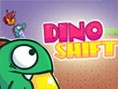 Helft dem kleinen Dino in diesem spaßigen Jump 'N Run das Levelende zu erreichen.