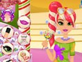 Sandy's Candy Hairstyles
