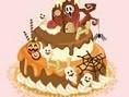 Tarta de halloween