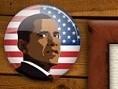 Barack Obama ganchillo