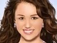 Maquilla Miley Cyrus
